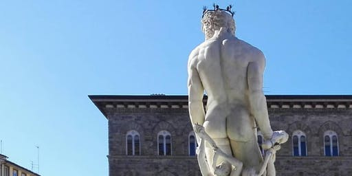 Florencia tour de la Mañana 12:00