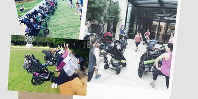 Fit4Mom Dallas - Stroller Fitness Mommy Meet Up