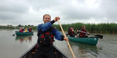 Nature by Canoe at RSPB Ham Wall: 3 and 4 August and 7 and 8 September 2019