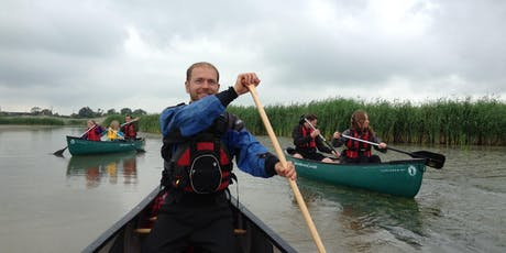 Nature by Canoe at RSPB Ham Wall: 3 and 4 August and 7 and 8 September 2019 tickets