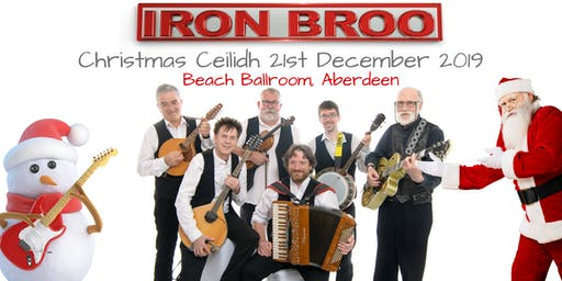 Iron Broo Christmas Ceilidh 2019