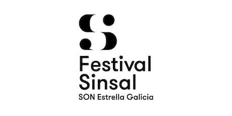 Abono Experiencia Sinsal SON Estrella Galicia #RíasBaixas entradas