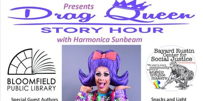 ECEA Presents Drag Queen Story Hour at the Bloomfield Public Library