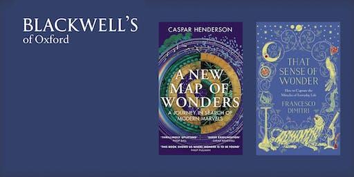 Caspar Henderson & Francesco Dimitri 'Wonder'
