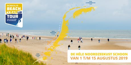 Boskalis Beach Cleanup Tour 2019 - Z2. Vlissingen - Zoutelande tickets