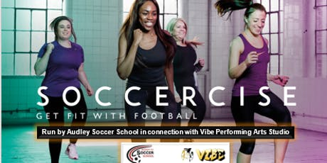 Soccercise tickets