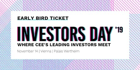 Investors Day '19 tickets
