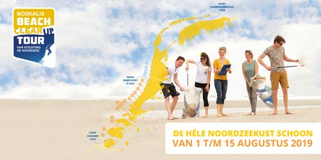 Boskalis Beach Cleanup Tour 2019 - N8. Texel 2 tickets