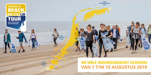 Boskalis Beach Cleanup Tour 2019 - Z10. Hoek van Holland - Monster