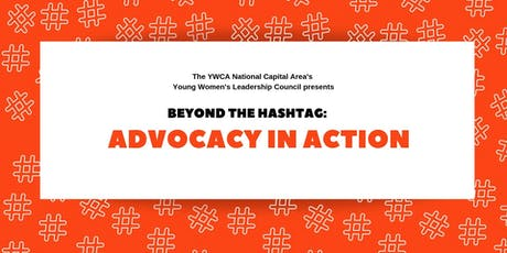 #BeyondtheHashtag: Advocacy in Action tickets