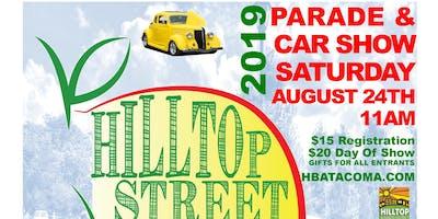 Hilltop Street Fair Parade & Car Show