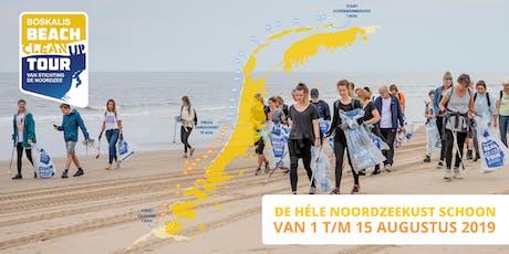 Boskalis Beach Cleanup Tour 2019 - Z12. Scheveningen - Wassenaar tickets