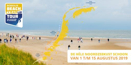 Boskalis Beach Cleanup Tour 2019 - N13. Castricum aan Zee - Wijk aan Zee