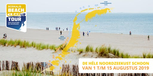 Boskalis Beach Cleanup Tour 2019 - Z14. Noordwijk - Langevelderslag