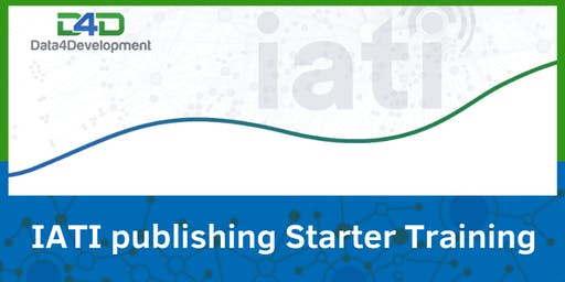 D4D IATI publishing starter training 2019