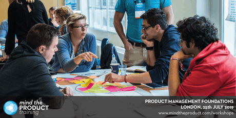 Product Management Foundations Training Workshop - London tickets