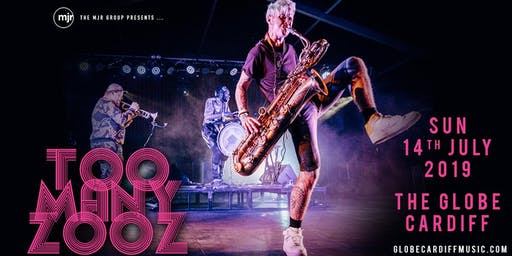 Too Many Zooz (The Globe, Cardiff)