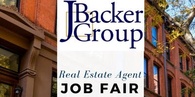 J Backer Group Real Estate JOB FAIR