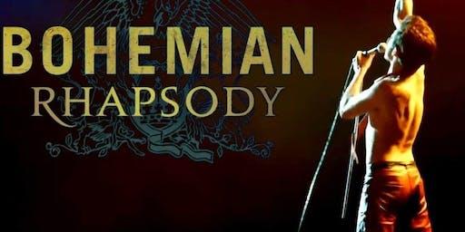 Banstead Open Air Cinema & Live Music - Bohemian Rhapsody