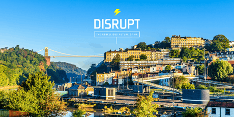 DisruptHR Bristol #3 tickets