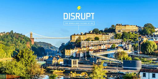 DisruptHR Bristol #3