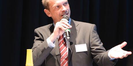 Workshop: Grundlagen der (Event-)Moderation mit Gerd Meyer Tickets