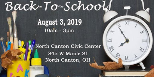 Back-to-School Craft & Vendor Show