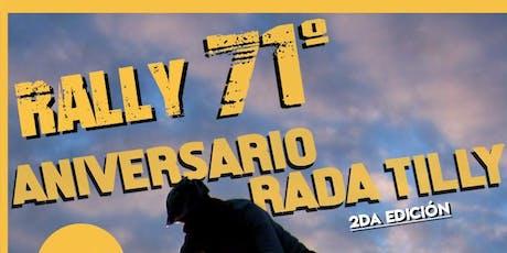 Aniversario Rada Tilly mtb entradas