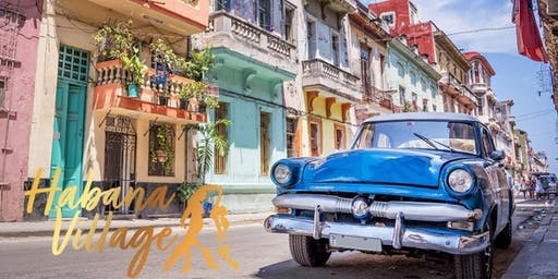 Noche Tropical @ Habana Village