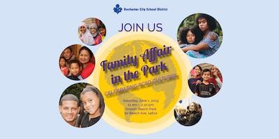 Family Affair in the Park