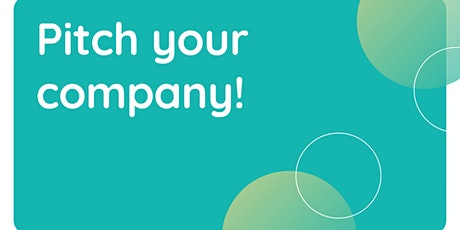 Ondernemerstraject sessie 3: Pitch your company, de 5 pro's. tickets