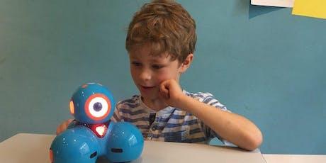 Workshop: Robotics mit Dash und Dot Tickets