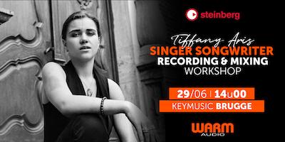 Singer Songwriter Recording & Mixing Workshop KEYMUSIC Brugge