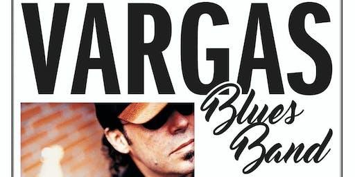 Vargas Blues Band special guest John Byron Jagger