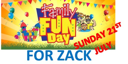 Family Fun Day For Zack