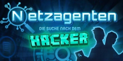 Escape room: Netagents – Find the Hacker