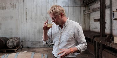 English Natural Wine Tasting Dinner with Ben Walgate of Tillingham Wines @ Farmyard