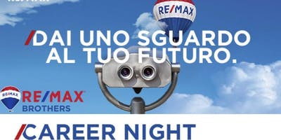 Career Night - RE/MAX Brothers - Torino