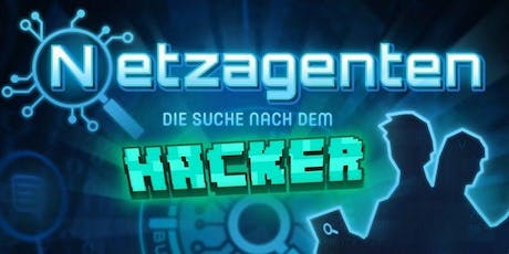 Escape room 2: Netagents – Find the Hacker tickets