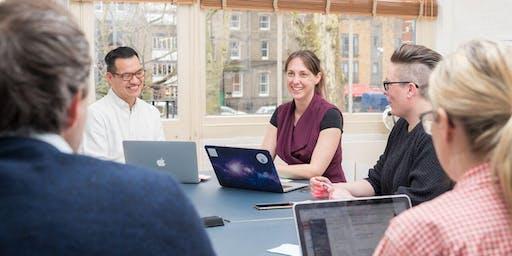 Content Design London Academy (12 week course) £1500+VAT