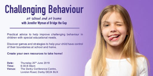 Challenging Behaviour in Children
