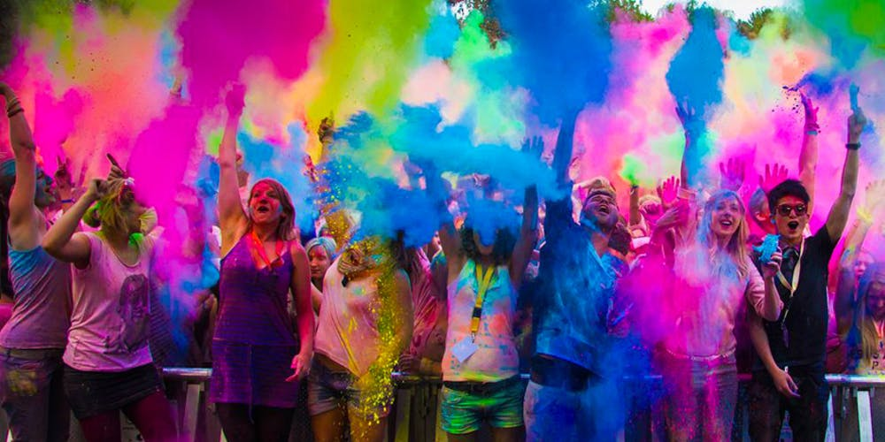 Color Festival 2020.Holi Hai Nyc 2020 The Biggest Festival Of Colors Holi Party Stage48