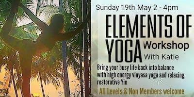 Yoga Workshop - Relax