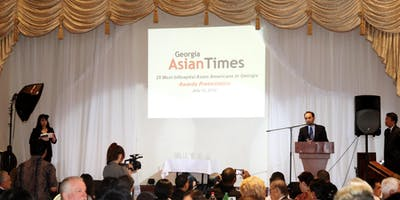 GAT 25 Most Influential Asian Americans in Georgia - Awards Gala