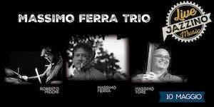 Massimo Ferra trio - Live at Jazzino