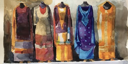 Mannequin Exhibition Launch - Martin Hearne