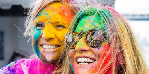 FESTIVAL OF COLORS : HOLI NYC - The Biggest Color Party in NYC @ Stage 48