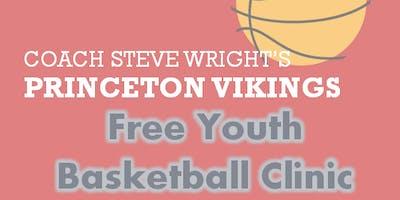 Coach Steve Wright's Princeton Vikings Youth Basketball Camp