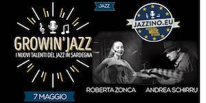 Growin'Jazz - I giovani talenti del Jazz in Sardegna -...