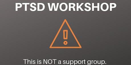 PTSD Workshop tickets